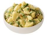 Curry Potato Salad Recipe from Food Network Magazine