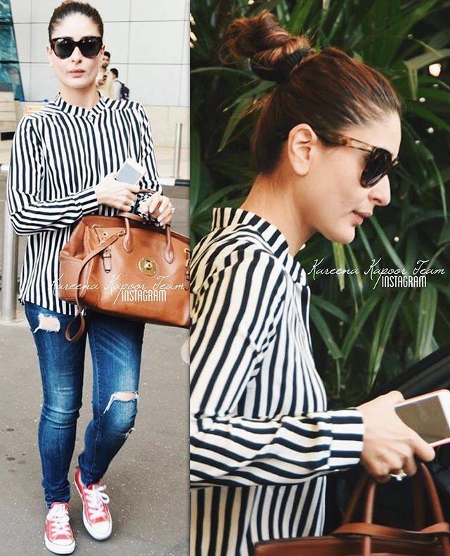 Simply elegance Bae ✨ - . . . . . . #Fashionista #SimplyAmazing #Bebo #Kareena #KareenaKapoor #KareenaKapoorKhan