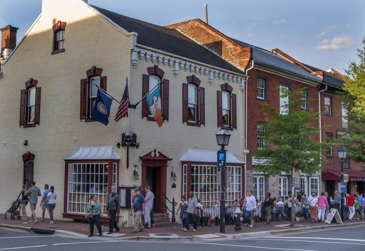 Beginner's Guide to Old Town Alexandria Architecture