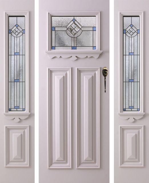 Traditional Entrance Doors, Heritage Doors and Leadlight, Californian Bungalow Doors