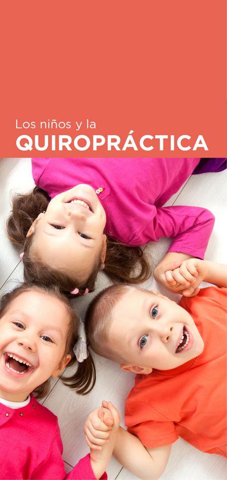 Los niños y la quiropráctica