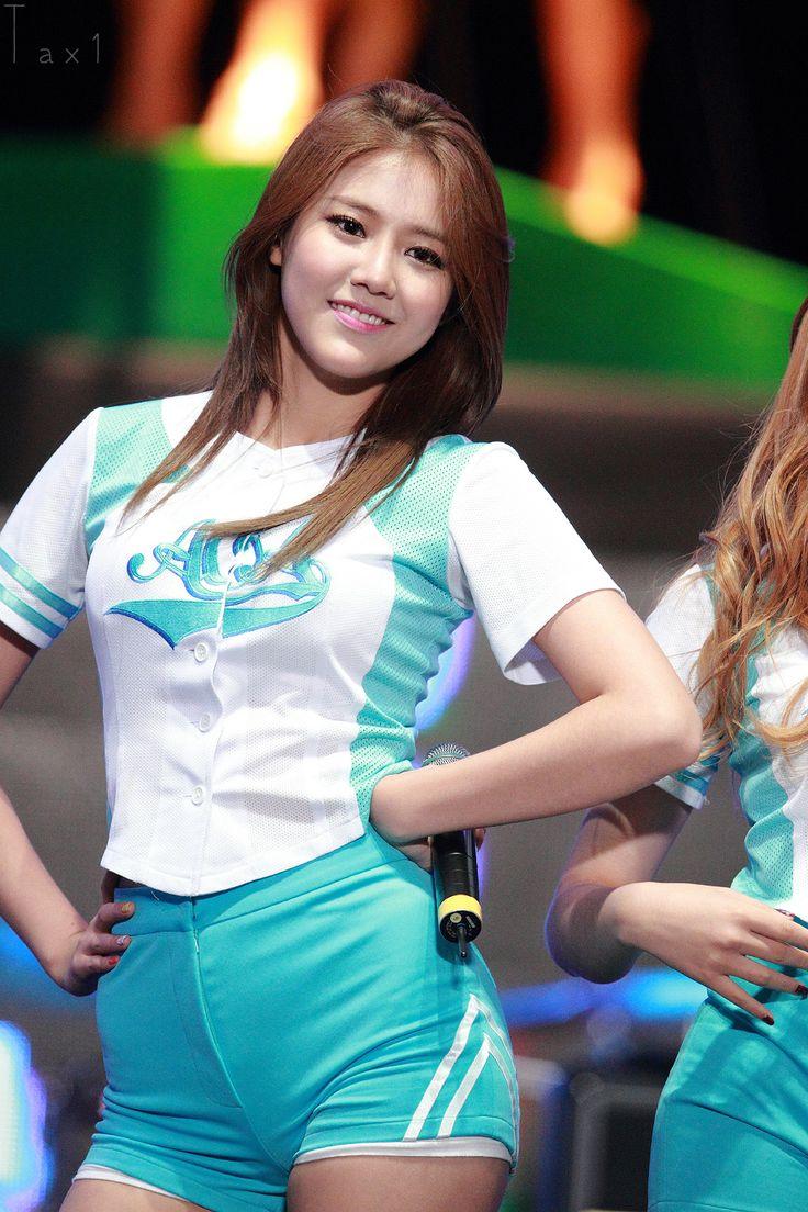 AOA Hyejeong | 01.A O A - H Y E J O N G | Pinterest ...