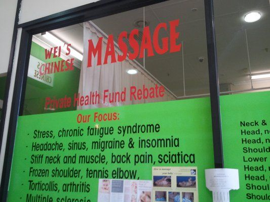 Wei's Chinese Massage - Luxury Day Spas & Spa Weekends Perth | Relaxation Spas Perth #DaySpas #Spas #Perth