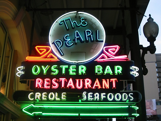 Pearl Restaurant And Oyster Bar New Orleans