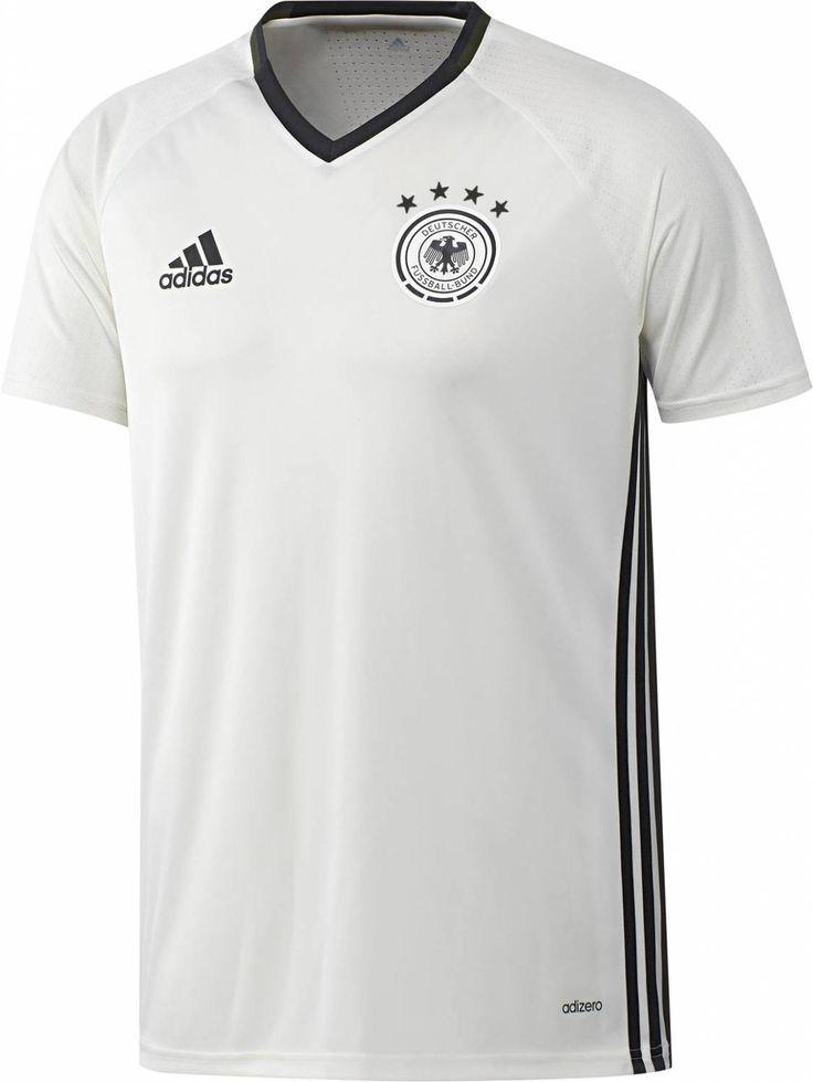 Sportolino Angebote adidas DFB Fußball Trainingstrikot (Größe: XXL, off white): Category: Ballsport>Fußball>Fussball EM 2016>EM…%#sport%