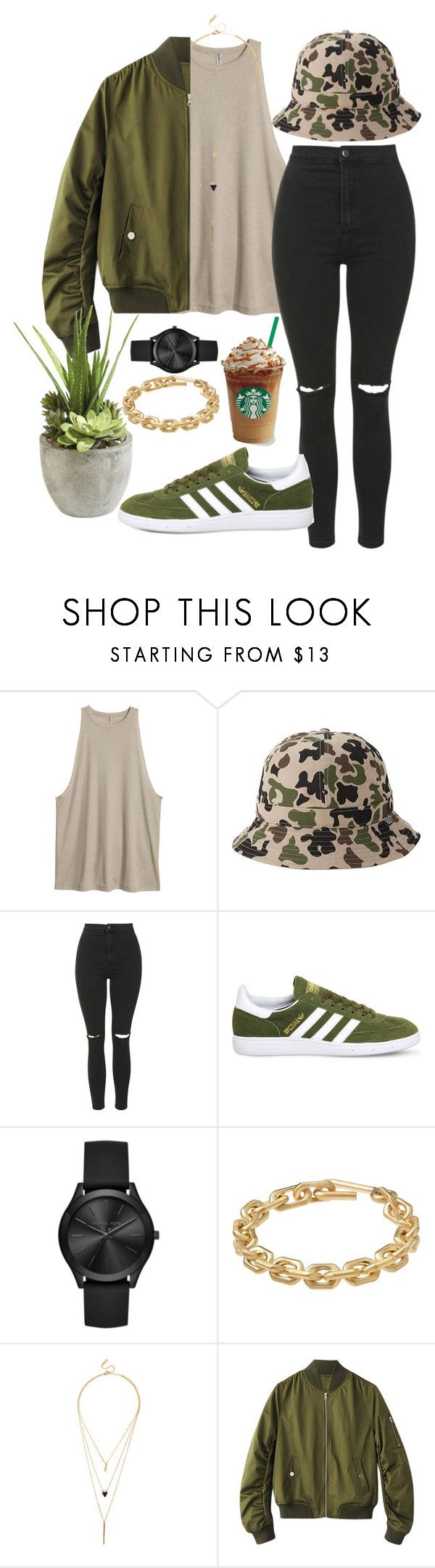 """Camo"" by mikkell ❤ liked on Polyvore featuring Converse, Topshop, adidas, Michael Kors, Calvin Klein, LULUS and Ethan Allen"