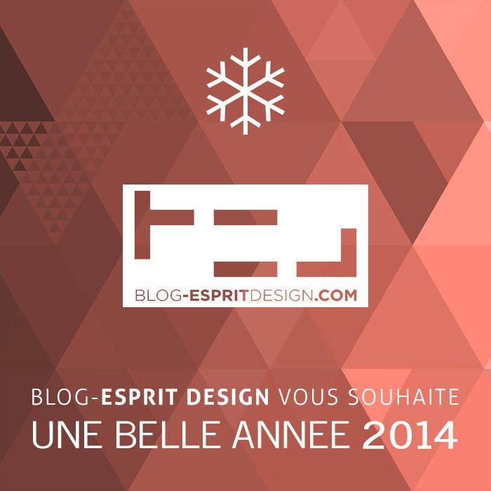 Happy New Year 2014 - Blog Esprit Design