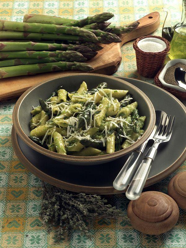 10 primi piatti con gli asparagi. mai assaggiato l'asparago di Canino, Tuscia??