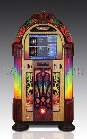 Rock-Ola Gazelle Digital Music Center Jukebox
