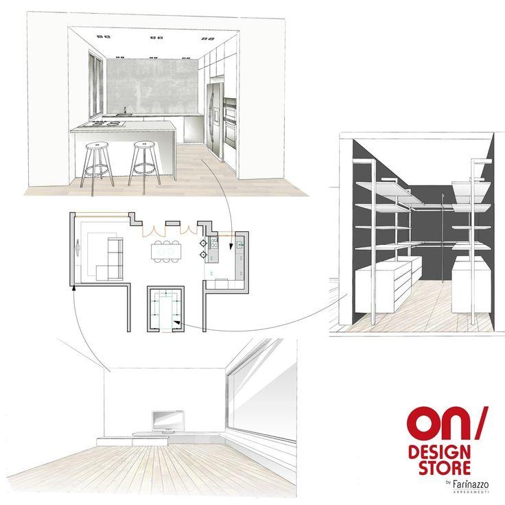 Preferenza Oltre 25 fantastiche idee su Progettazione d'interni su Pinterest  JF62