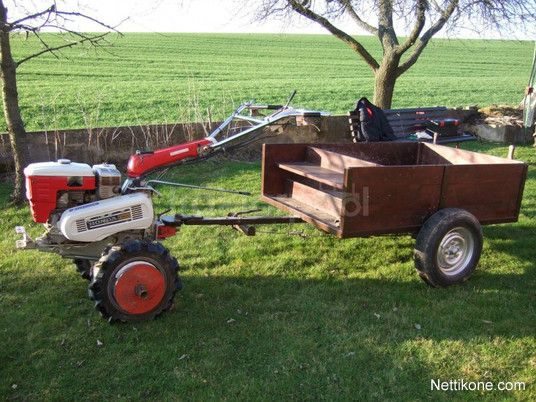 Antique Two Wheel Tractor : Best images about quot walk behind tractors on pinterest