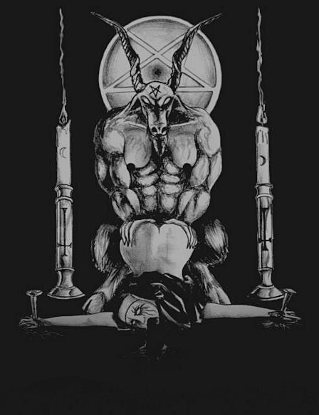 Секс с сатаной