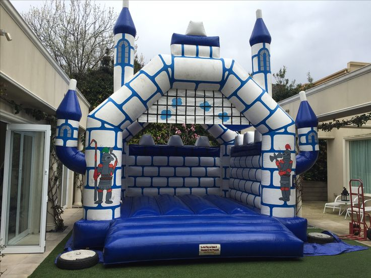 Open front jumping castle hire Melbourne