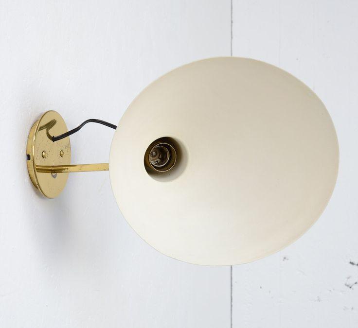 Visor wall lamp by Vittoriano Vigano for Arteluce