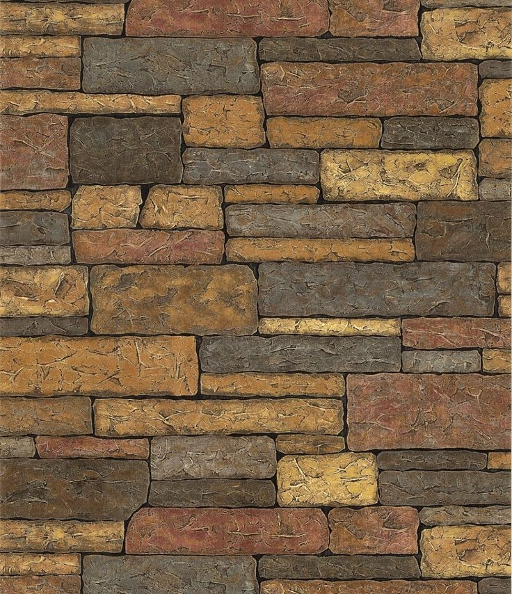 dollhouse wallpaper flooring and brick - photo #2