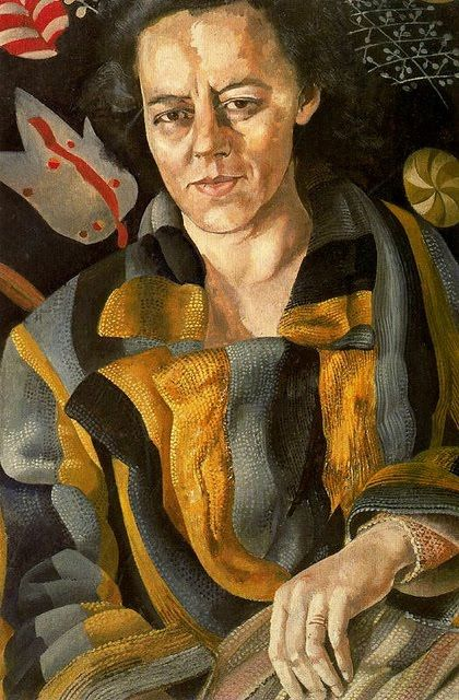 It's About Time: Portraits of Women by British Artist Stanley Spencer 1891-1959