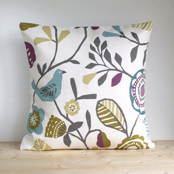 Scandinavian Pillow Cover 16x16 18x18 20x20 Cushion Cover