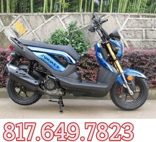 TAOTAO ZUMMER 50 GAS STREET LEGAL SCOOTER Sale Price: $749.00