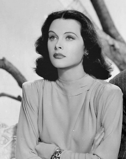 "Hedy Lamarr in ""Come Live With Me"" (1941)"