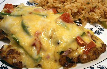 George Stella's Easy Cheesy Chili Chicken. We love this recipe and make it often!!
