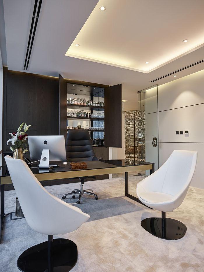 Dinor Real Estate Offices - Dubai - Office Snapshots | Office Design ...