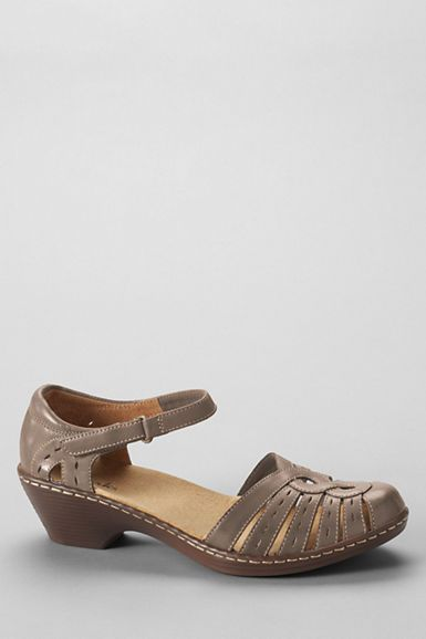 Women's Clarks Wendy River Closed Toe Sandals from Lands' End · Clarks Shoes  ...