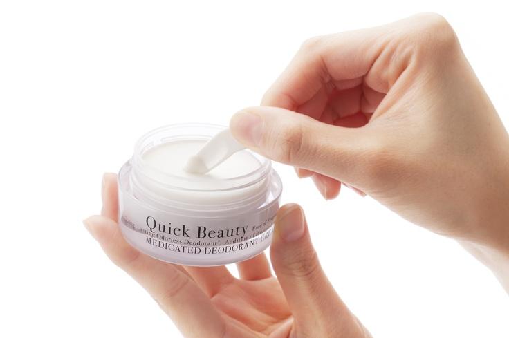 QB deodrant cream 30g