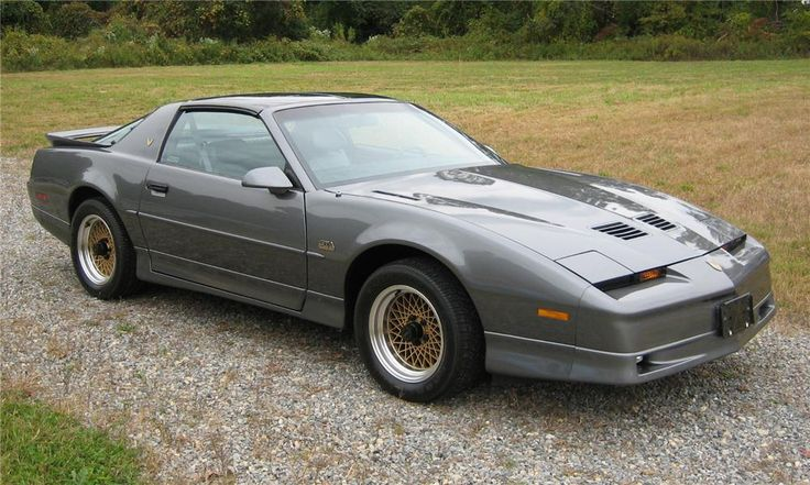1990 Pontiac Trans Am GTA