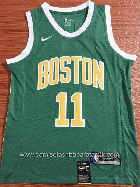 Camisetas nba baratas nike Earned Edition  11 kyrie irving Boston Celtics  2019 e8e3e3e78