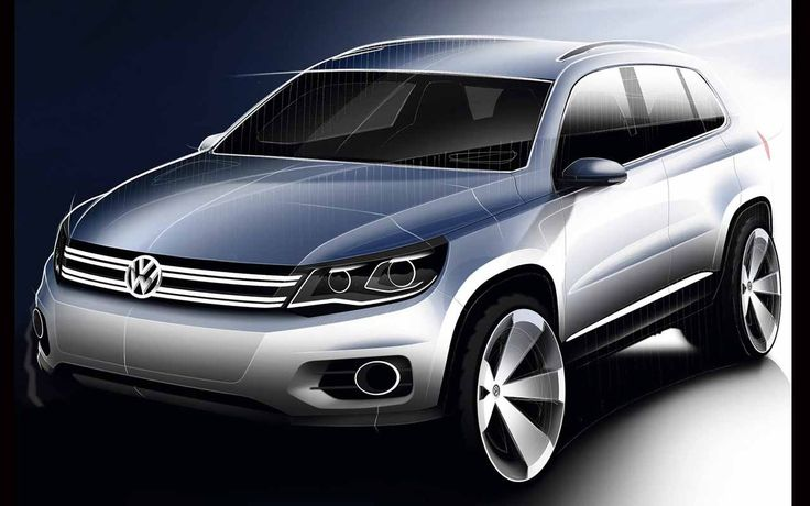 VW Tiguan 2016 Redesign and Release Date - http://www.carbrandsnews.com/volkswagen/vw-tiguan-2016-redesign-and-release-date/