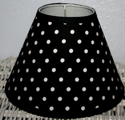 The 23 Best Images About Polka Dot Lamp Shade On Pinterest