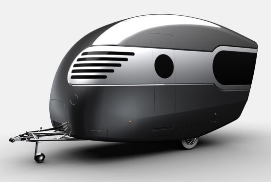 Bob Villa's Caravan blends classic design with modern luxuries | Designbuzz : Design ideas and concepts