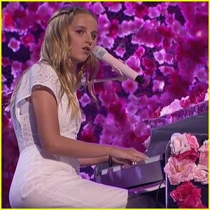 Evie Clair Gives Emotional Yours Performance During Americas Got Talent Semi-Finals (Video)