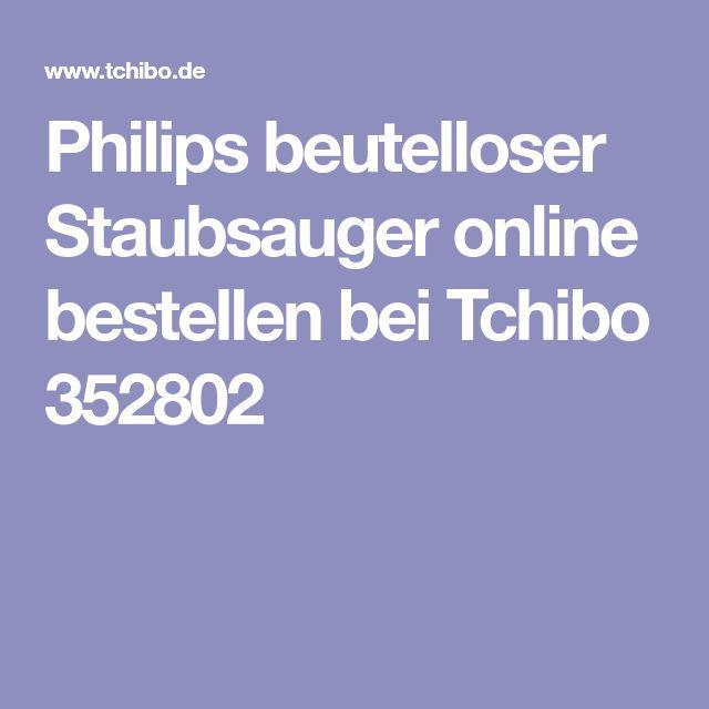 Philips beutelloser Staubsauger online bestellen bei Tchibo 352802