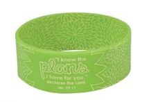* WRISTBANDS: I KNOW THE PLANS  * Size: 63 x 25 mm. @ R25-00 Each!