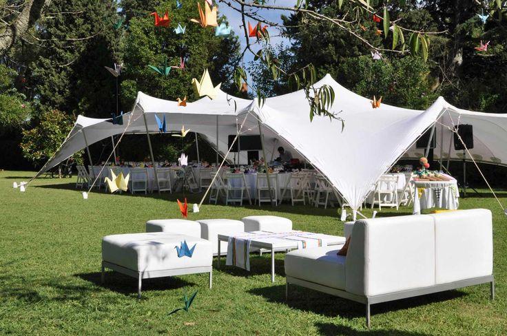 Carpas para eventos - Carpas beduinas para casamiento