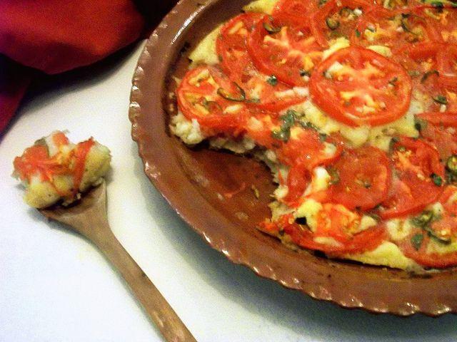 Tomato Cobbler | Yummy in my Tummy | Pinterest
