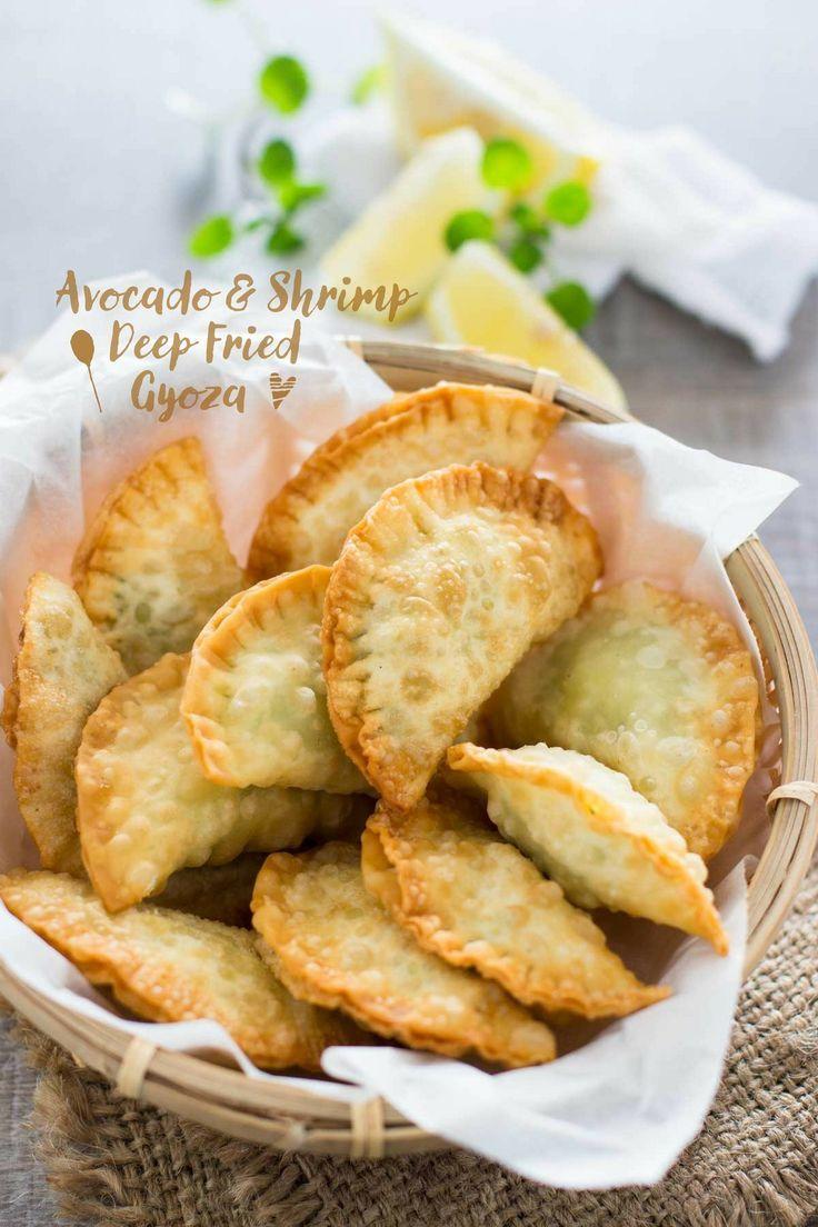 Deep Fried Gyoza