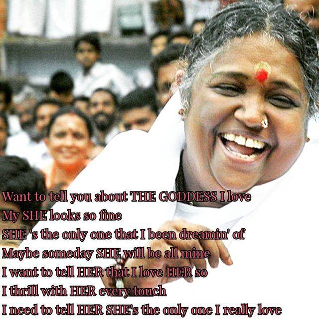 Oh Yeah...... 💕💕💕💕💓💓💓💓💓🔻🔻🔻🔻🔻🕉🕉🕉🕉 #Amritanandamayi #AMMATOUR #PureLove #GuruBhakti #LedZeppelin #BhaktiYoga #DivineFeminine #DivineMasculine #PersonalGrowth #DivineLove #SpiritualLife #mayallbeingsbehappyandfree #Leucadia #yogi #instavegan #AshtangaYoga #LoveAndLight #yogaeveryday#loveistheanswer #encinitas #saccidananda #lightworker #yogateacher #yogalover #veganlove #Ascension  #yogaeverywhere #lifecoach #lifecoaching #RanchoSantaFe #ranchosantafelocals…