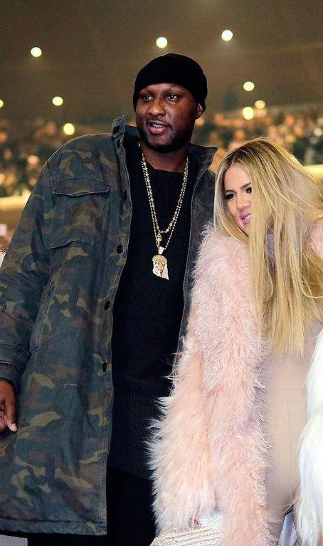 Lamar Odom Flirts With Khloe Kardashian Constantly — Back Together?