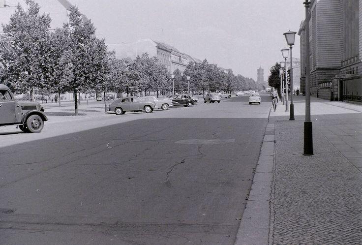 Unter den Linden 1959