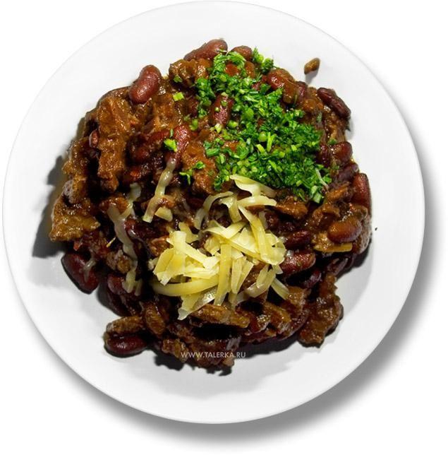 Чили кон карне (Chili Con Carne) | Видео рецепты — Talerka.tv
