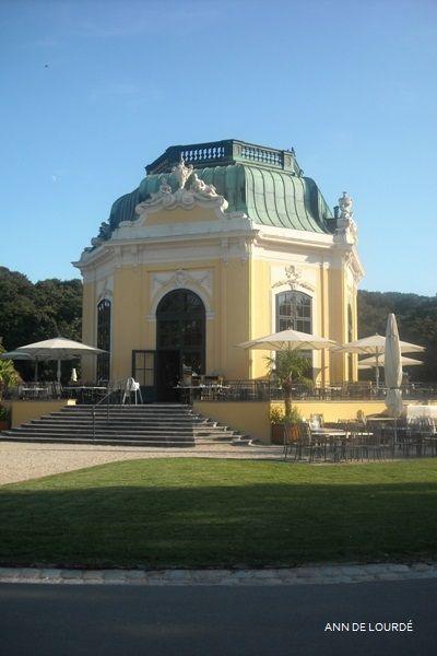 Kaiserpavillon, Summer 2009, Tiergarten Schönbrunn, Schönbrunn, Wien, Österreich.