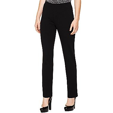 Liz Claiborne Pull On Ankle Pants Jcpenney 30 Ankle