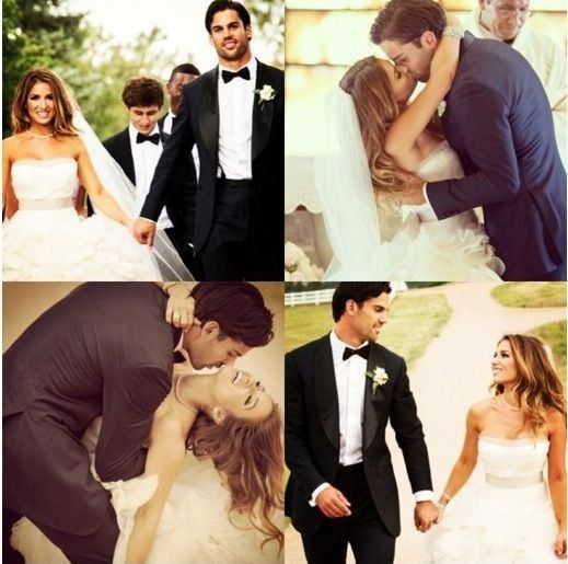 Jessie & Eric Decker. Their love for each other is so pure ...