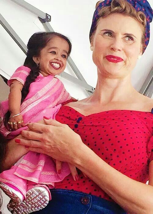 Ma Petite and Amazon Eve | American Horror Story freak show | AHS freak show | AHS