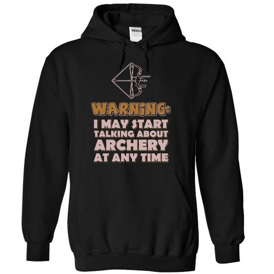 Talking about Archery at any time - 0915 - #red shirt #wet tshirt. ORDER HERE => https://www.sunfrog.com/LifeStyle/Talking-about-Archery-at-any-time--0915-9564-Black-Hoodie.html?68278