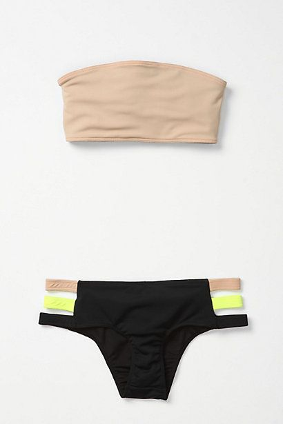 Poolside Glow Bikini #anthropologie