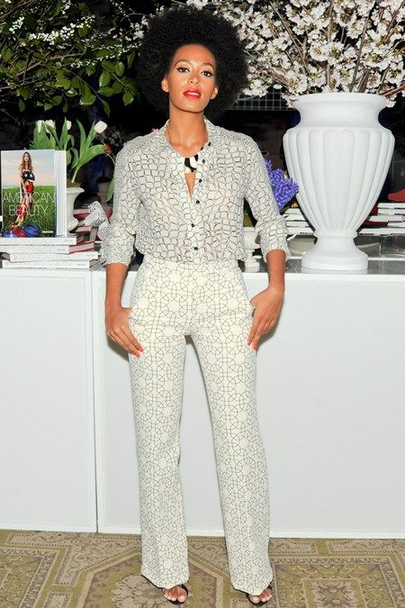 Weather she's enjoying an off the grid underground festival, serving it up on the red carpet, or slaying our Instagram feeds posed elegantly somewhere in the Bayou, Solange has become a staple in the world of Fashion.    Check out 10 basic tips on achieving Solange inspired style now on www.tallglassogstyle.com