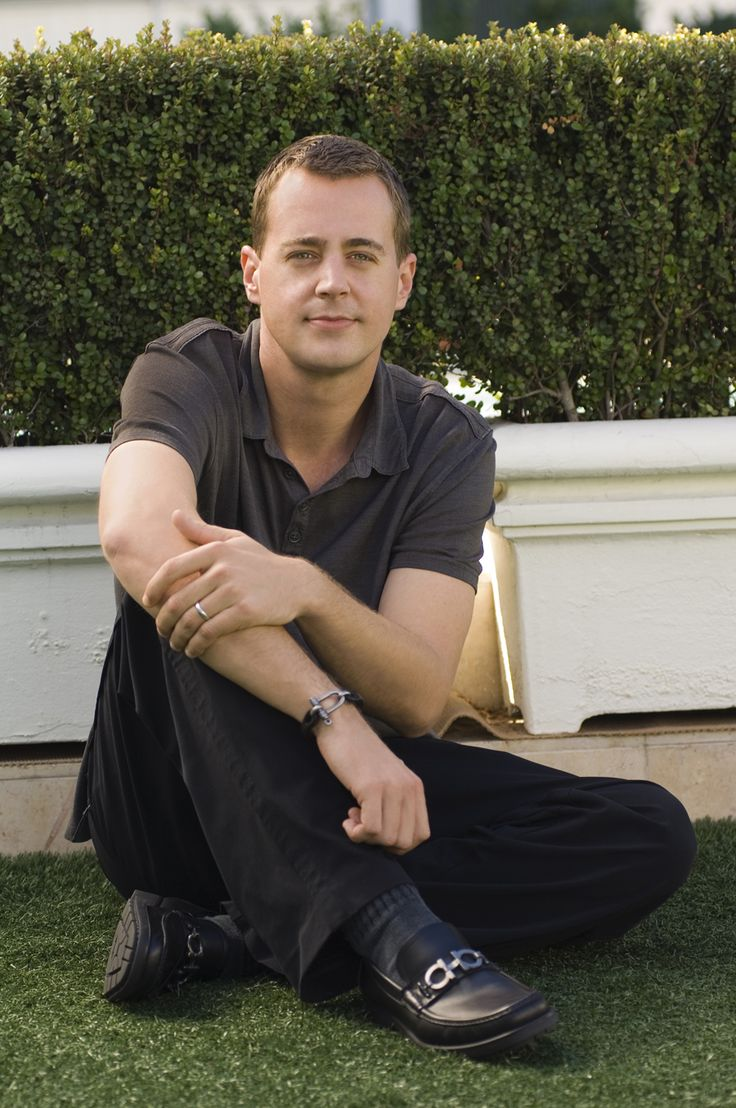 Sean Murray (McGee) - NCIS  :D